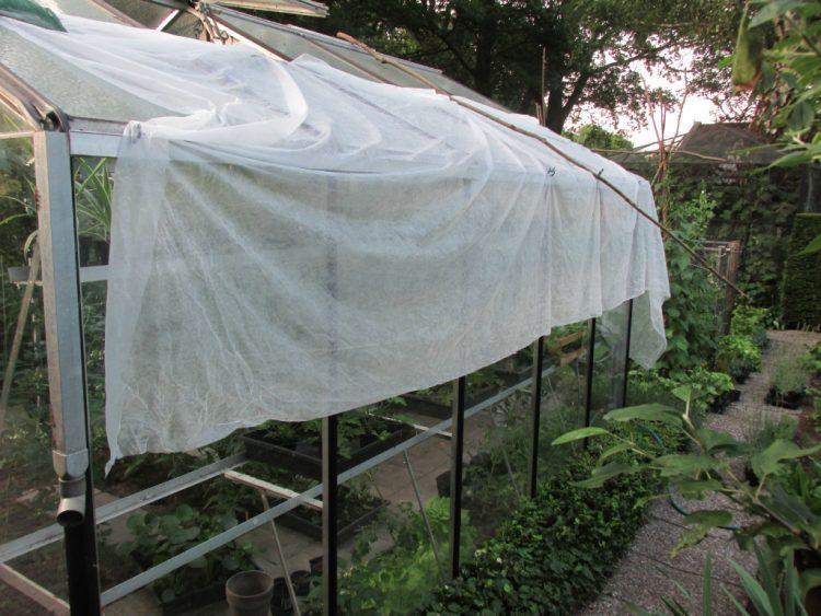 Vliesdoek: een onmisbaar hulpmiddel in de tuin