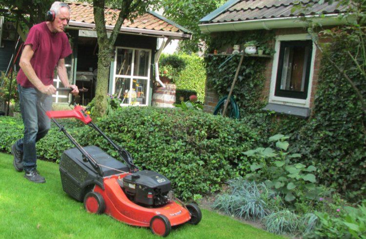 Grasmaaier: met of zonder opvangbak?