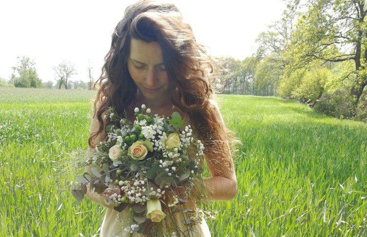 zelf een bruidsboeket maken
