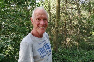 AJ 40 jaar tuinman