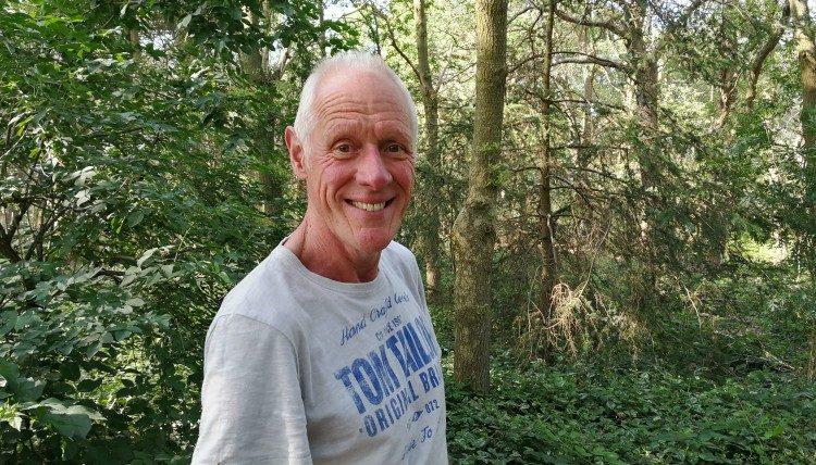 Hieperdepiep hoera! Albert Jan is 40 jaar tuinman