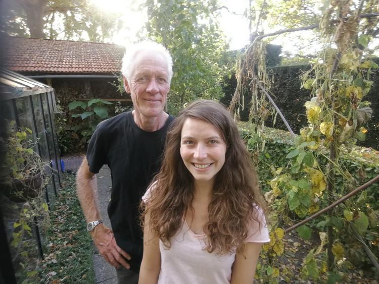 Albert Jan en Linda Groene Passies