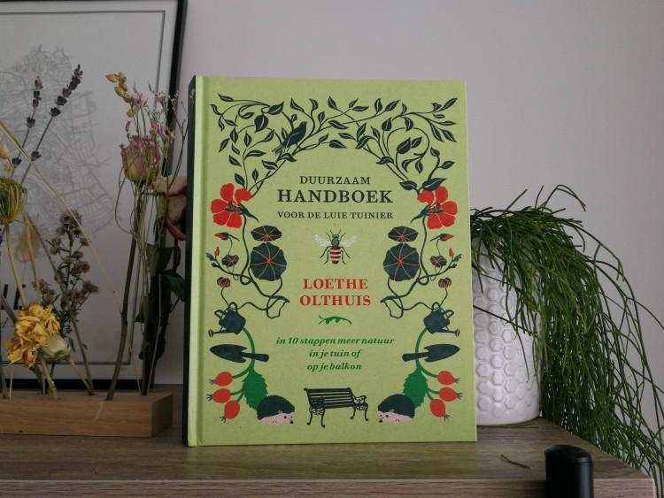 Duurzaam handboek luie tuinier recensie
